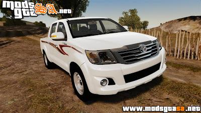 IV - Toyota Hilux 2014