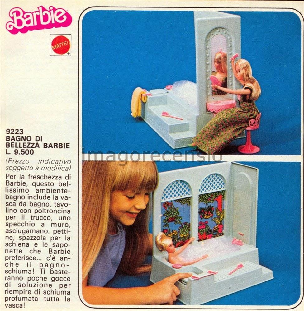 Imago Recensio: Catalogo Barbie 1979