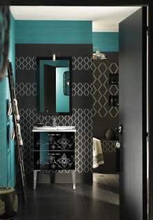 Modern Moroccan Interior Design Bathroom Photo Ideas
