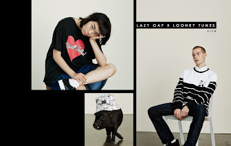 LAZY OAF x LOONEY TUNES- SHOP NOW