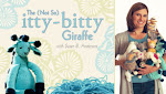 The (not so) Itty-Bitty Giraffe online class on Craftsy!