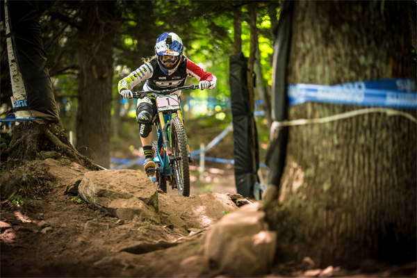 2015 Windham UCI World Cup Downhill: Results Rachel Atherton