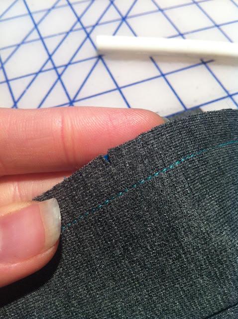 professional sewing notch