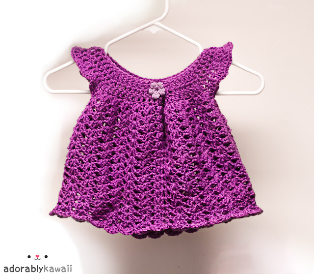 Free Crochet Angel Wing Dress Pattern : Stitch And Angel Have A Baby Images & Pictures - Becuo