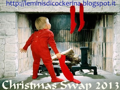swap di Natale di Caterina