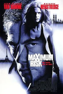 Sinopsis Film Maximum Risk