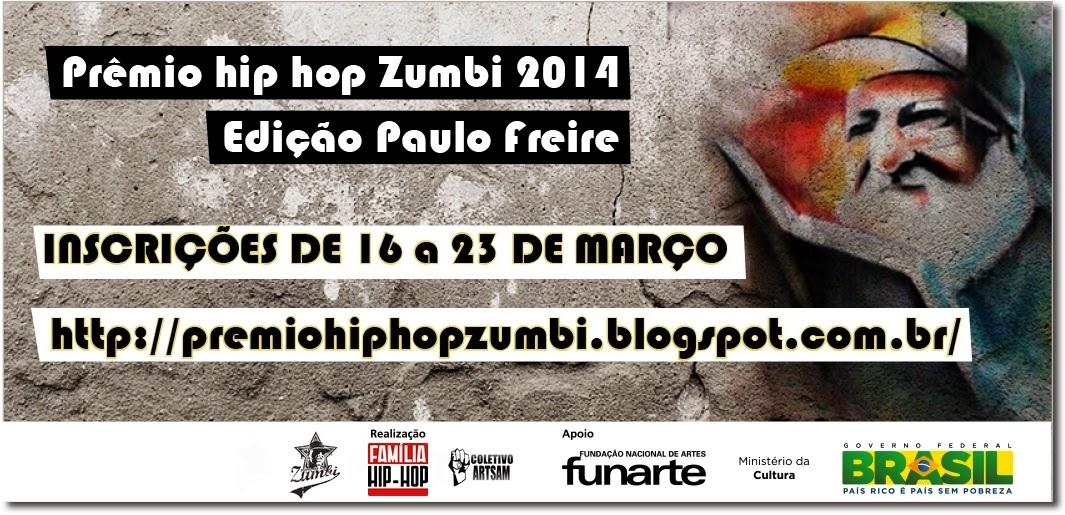 PRÊMIO HIP HOP ZUMBI 2014