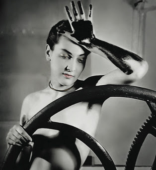 Image result for meret oppenheim picture by man ray