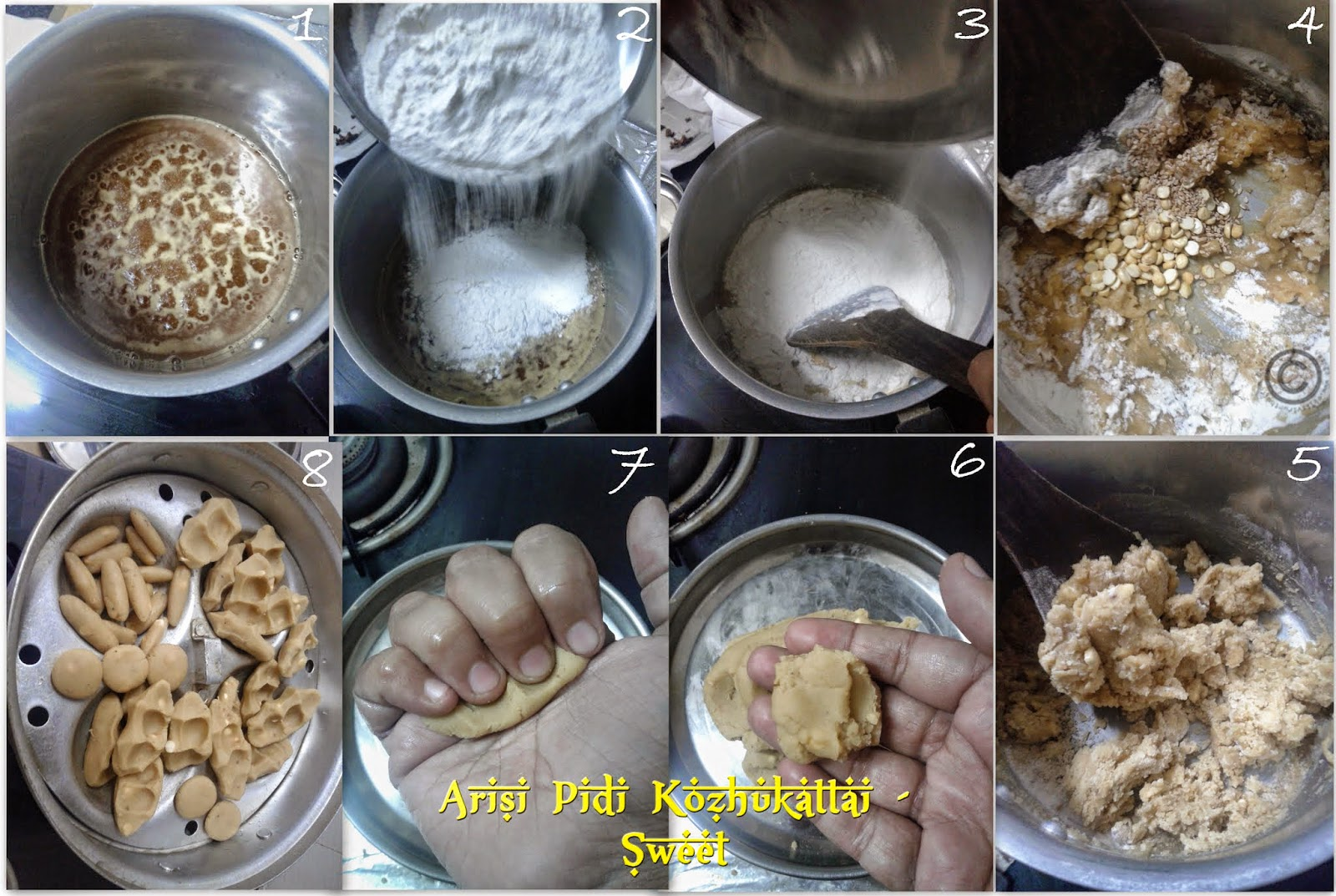 jaggery-rice-sweet-recipe