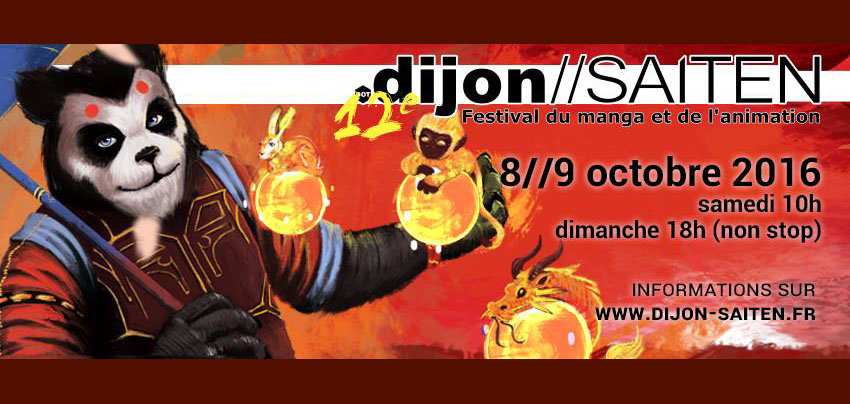 Dijon Saiten - 8-9 octobre