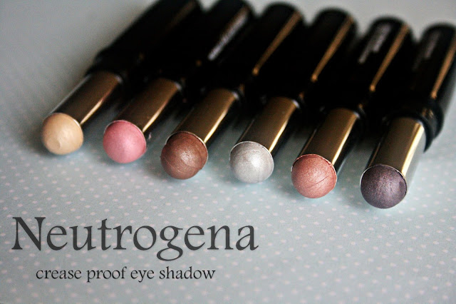Neutrogena Crease Proof Eye Shadow