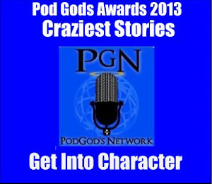 2013 PodGods Awards Winner for Craziest Stories