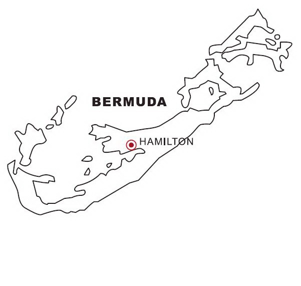 Bermuda triangle pages coloring pages for Bermuda flag coloring page
