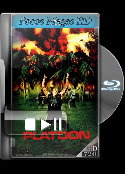 Platoon [BrRip 720p] [Audio Dual] [Latino Ingles] [5.1] [Años 1986]