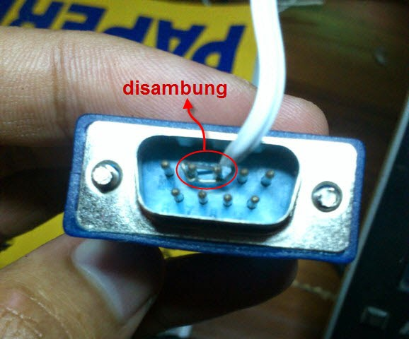 Cara Cek/Tes Kabel DKU-5 & USB to Serial (rs232) Converter Normal atau Rusak