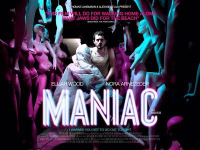 Elijah Wood as Maniac