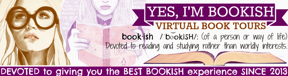 .Yes I'm Bookish Book Tours