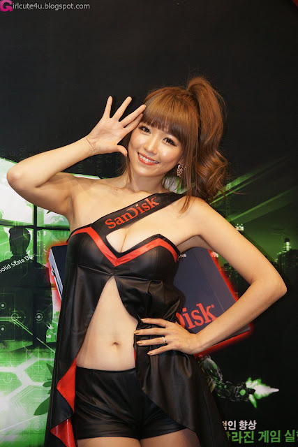 5 Lee Eun Hye at G-STAR 2012-Very cute asian girl - girlcute4u.blogspot.com