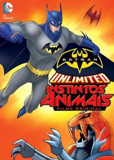 Batman Sem Limites – Instintos Animais Dublado Online