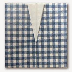 Hướng dẫn cách gấp bộ Vest bằng giấy đơn giản - Xếp hình Origami với Video clip