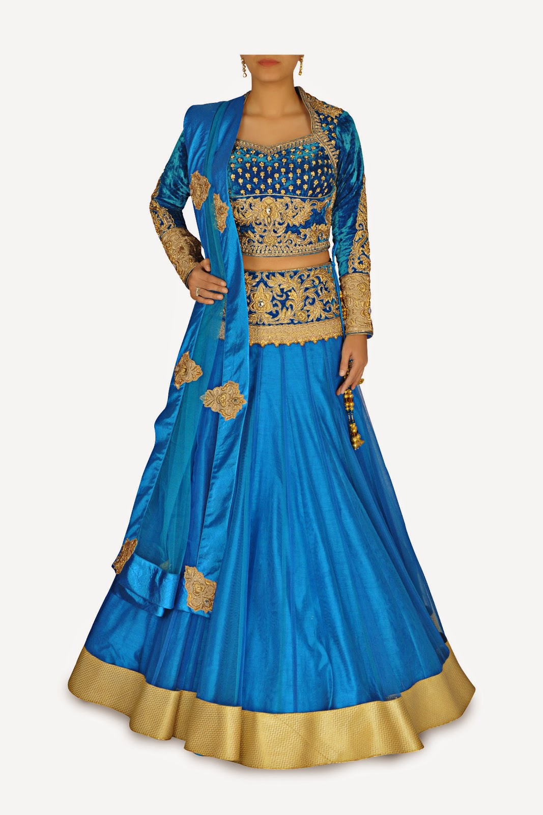 Elegant Indian Clothing & Wedding Outfits: Trendy Indian Wedding ...