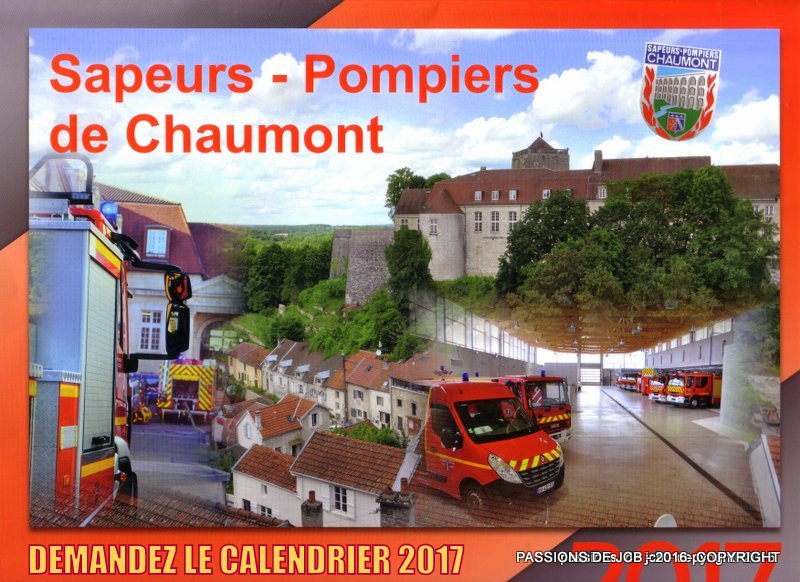 LE CALENDRIER 2017