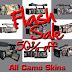 Flash Sale- Today ONLY get 50% off Camo Skins