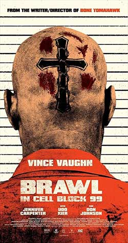 Brawl in Cell Block 99 2017 Hollywood 390MB WEB DL 480p at xcharge.net