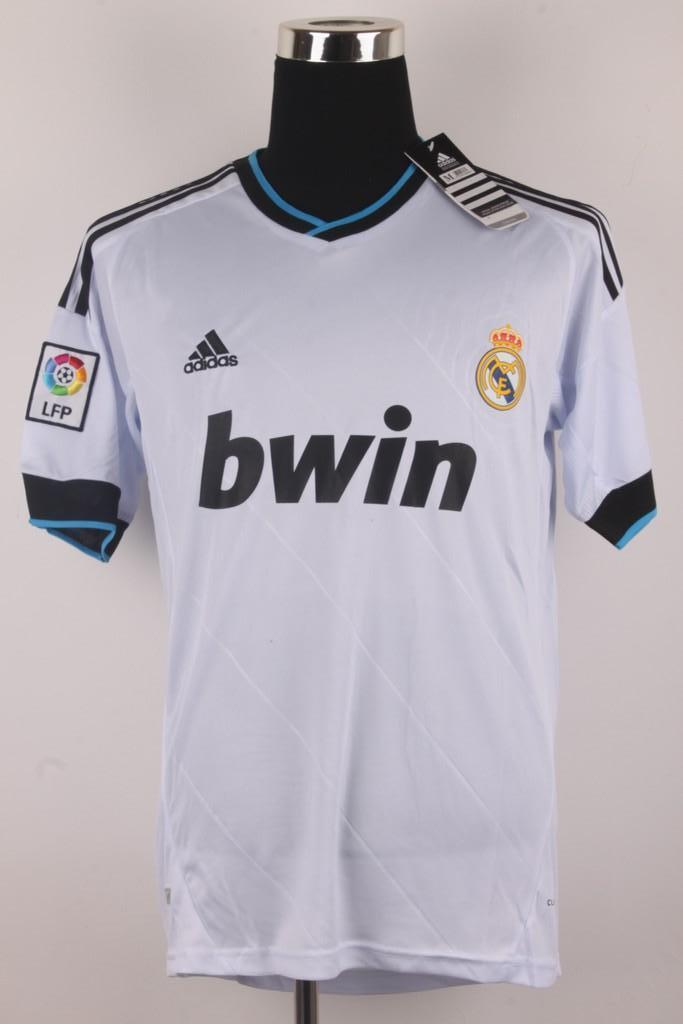Real Madrid Home Shirt 2012 2013 But Real Madrid Do