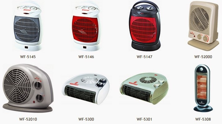 Fan Heaters Price In Pakistan