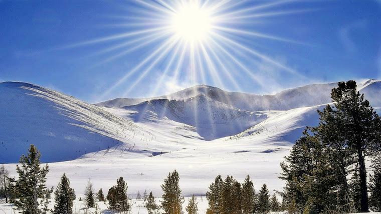Пусть всегда будет Солнце - Солнце ИСТИНЫ. Ждущим - на радость. А вам?..