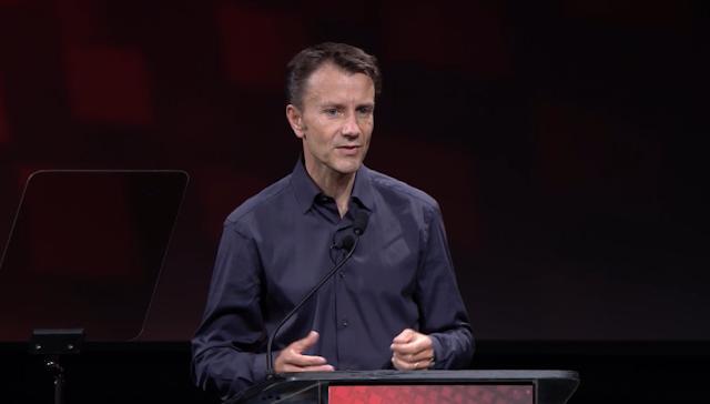 Phil Rogers Square Enix E3 2015 conference CEO Americas