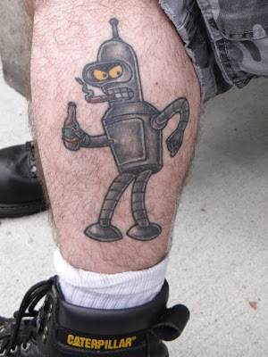 Tatuaje Bender