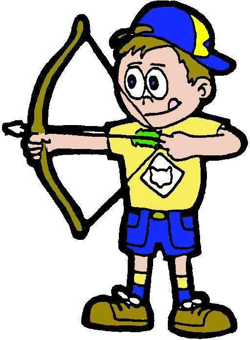 Cub Scout Clip Art