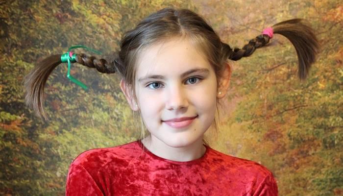 gadis rambut kuncir