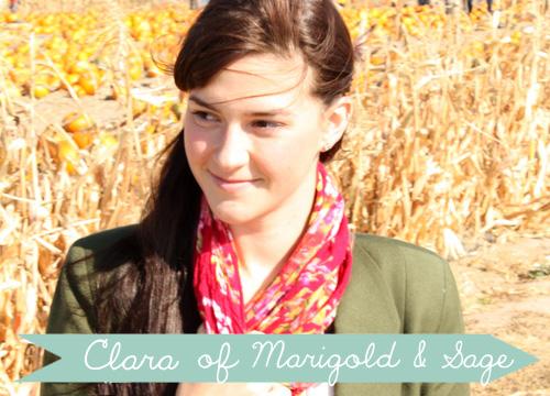 Sponsor Spotlight: Marigold&Sage