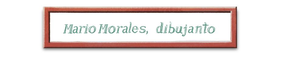 Mario Morales, dibujanto