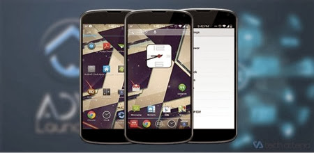 ADW Launcher terbaik android