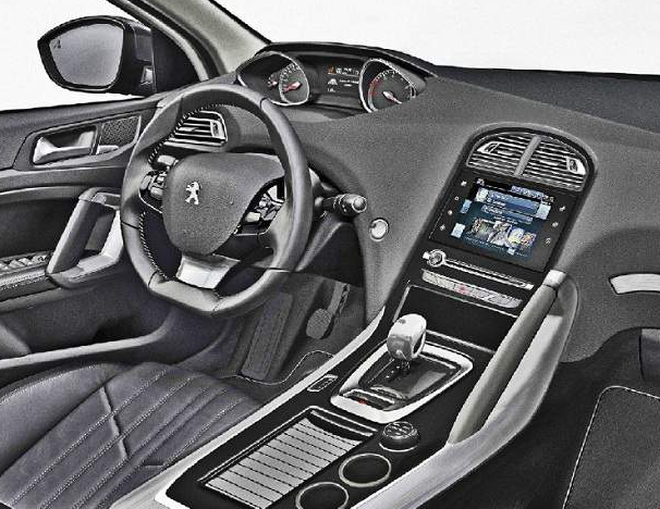 2016 peugeot 6008 price review and release date for Interieur 5008