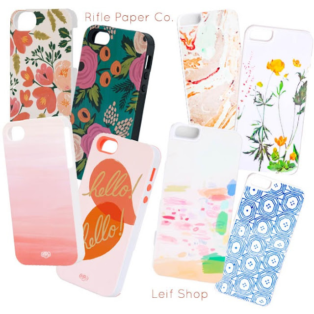 iPhone case Rifle Paper Co Leif Shop cases