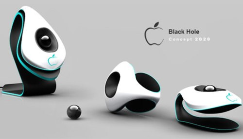 Apple Black hole phone