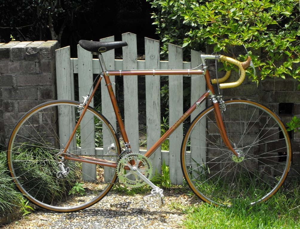 Vintage Bikes By Calum Crease On Cinelli Supercorsa Bicycle