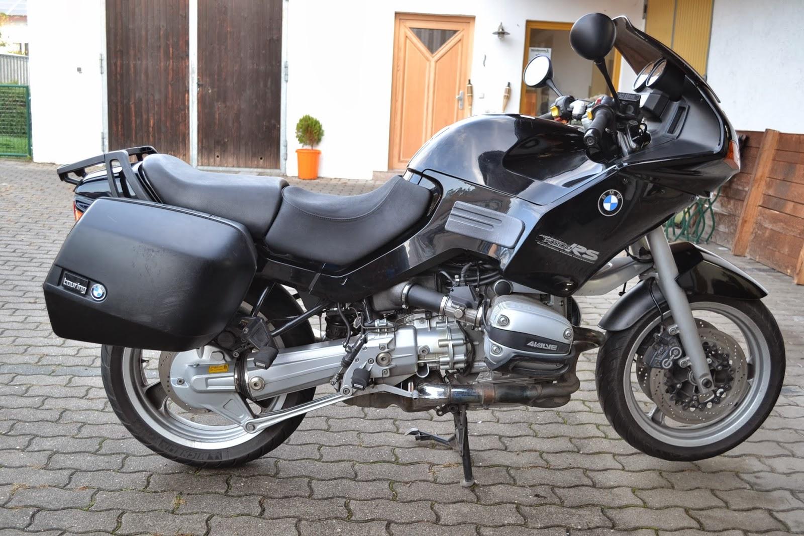 gebrauchte motorradteile schraubertipps bmw r1100rs schwarz. Black Bedroom Furniture Sets. Home Design Ideas