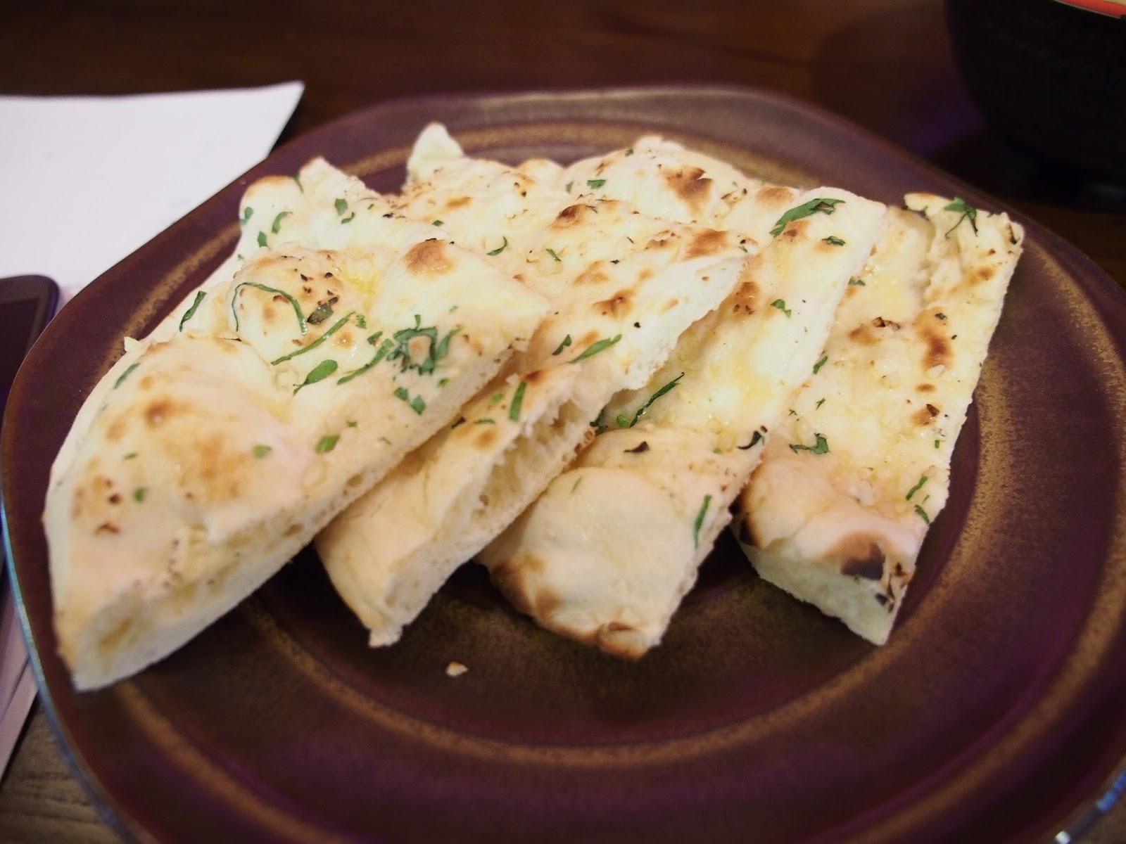 Hanuman, Garlic Naan, Adelaide