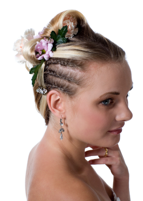 exotic hairstyle. prom hairstyles for long hair
