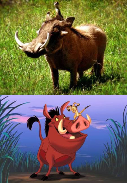 Cartoon Characters In Real Life : Damn cool pictures cartoon character doppelgangers in