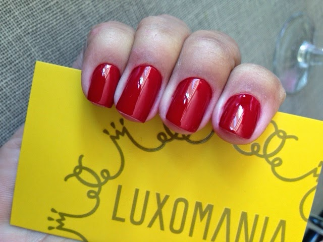 Esmalteria Luxomania