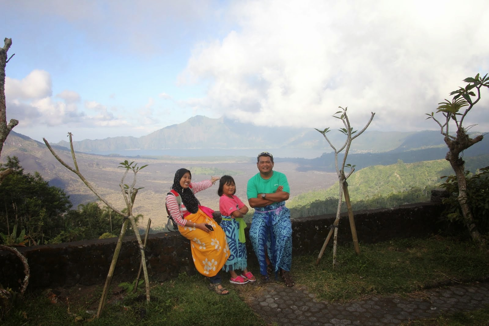 Mount Batur,Bali-May 2014