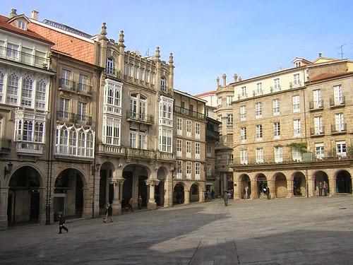Casco histórico Ourense, qué ver en Galicia