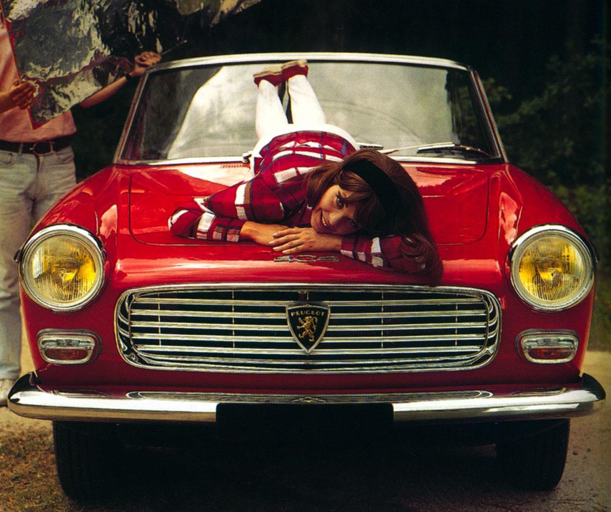 Pininfarina s'exporte: Peugeot, Rolls-Royce, Jaguar